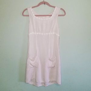 Finesse Vintage 90's Spring Dress Ginham size S